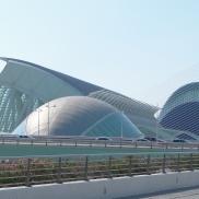 La Ciudad de las Artes y las Ciencias es el destino turístico más visitado de España. |L.Osset.